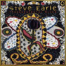 Transcendental Blues by Steve Earle (CD, Sep-2017, Warner Bros.)