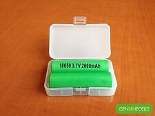 10x AUTHENTIC SONY US18650 VTC5 2600mAh 30A IMR HighDrain Rechargeable Battery