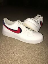 Nike Air Force One 1 Limited Edition Dead Stock Trainers Size 12 Can 11 Swoosh