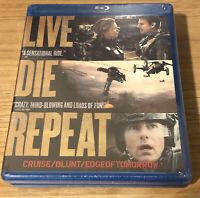 Edge of Tomorrow (Blu-ray Disc, 2014)