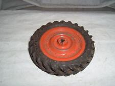 CHAD VALLEY FORDSON POWER MAJOR SPARE ORIGINAL REAR WHEEL IDEAL IF NEEDED C PICS