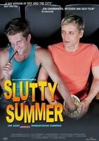 JEFFREY CHRISTOPHER/KLAPSIS,CHRISTOS TODD - SLUTTY SUMMER  DVD NEW
