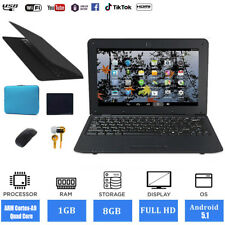 HD 10 inch Mini Laptop Netbook Notebook PC Ultrabook Android WiFi HDMI USB 8GB