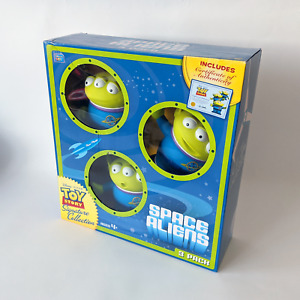 Toy Story Signature Collection Space Aliens 3 Pack Thinkway Toys Disney Pixar