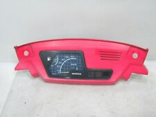 Honda Lead Speedometer Tachometer Handlebars Fairing