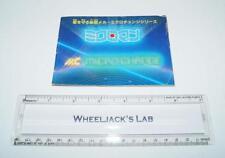 Catalog Booklet Phamphlet Flyer Insert Transformers Micro Change Microman