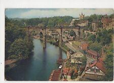 Knaresborough From Castle Hill Old Postcard  147a