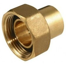 GAS METER UNION HIGH QUALITY BRASS FITS 22MM & 28MM  NEW TO THE MARKET !!!!!