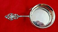 Antique Sterling Silver Ramekin Holder by Shreve, Crump & Lowe (#4555)
