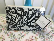 NEW KATE SPADE SCHOOL OFFICE HOME GLASSES PENCIL POUCH RULER ERASER PENCILS