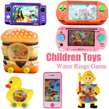 Console Kid Water Childrens Maze Gifts Puzzle Game Toys Machine Lasso Ring