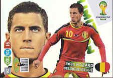 Panini ADRENALYN XL Copa del Mundo 2014 Edición Limitada Eden Hazard Belguim