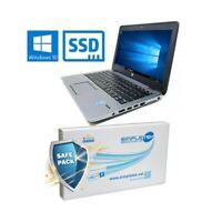 "COMPUTER NOTEBOOK HP ELITEBOOK 820 G2 i5 5300U 12,5"" WIN 10 RAM 4GB SSD 120GB-"