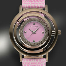 Rousseau Binet Ladies Watch / Retails at $425.00 (AVAILABLE IN 3 Colors)