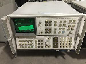 HP 8566B Spectrum Analyzer 100Hz-2.5GHz/2-22GHz with Display Module    # 2
