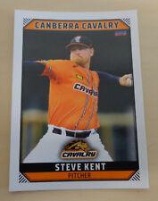 Steve Kent 2018/19 Australian Baseball League card - Canberra Cavalry