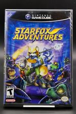 FACTORY SEALED StarFox Adventures Nintendo GameCube GC USA