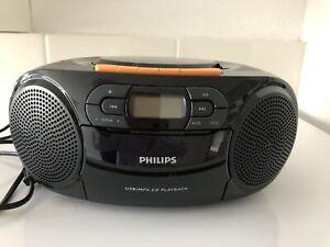 Philips AZ328 Soundmachine Radiorekorder (CD-Player,MP3)