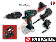 PARKSIDE® Appareil 4 en 1 PKGA 20-Li A1, 20 V Ss Chargeur ni Batterie