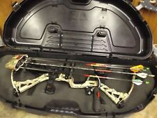 "Diamond Bowtech Core 40-70# 25""-30"" LH Compound Bow Octane Package w/ Case"
