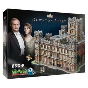 Wrebbit 3D Puzzle Downton Abbey (890pc)