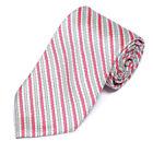 VINEYARD VINES Striped Rope Red White Blue Patriotic Men's Silk Neck Tie