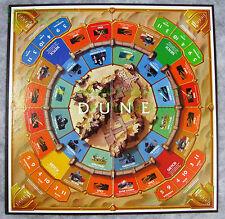 1984 Parker Brothers Frank Herbert's DUNE Original Game Board REPLACE DAMAGED 1