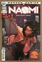 Naomi #1 2019 first printing DC Comic Book NM Condition 1st Print