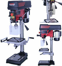 16mm Bench Top Pilllar Drill Press Variable Speed Digital Display and Laser 550w