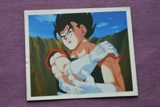VIGNETTE STICKERS PANINI  DRAGONBALL Z TOEI ANIMATION N°209