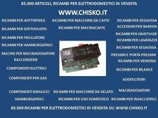 SCHEDA BASSA TENSIONE 230/400V CON FRENO MOTORE PER SEGAOSSA MOD. FREN0 11