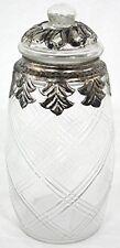 Antique Style Round Decorative Boxes, Jars & Tins