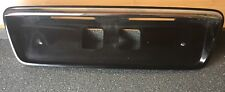 Honda Accord Type R Rear Number Plate Surround with Chrome Trim