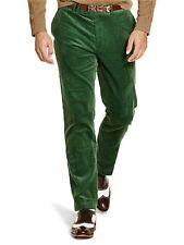 Ralph Lauren Golf Corduroy Pants 32 x 32 Classics Green Cypress Fit NEW $98