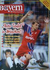 Programm 1993/94 FC Bayern München - Kaiserslautern