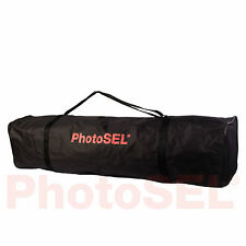 PhotoSEL BG3115 115x21x28cm Background Support & Light Stand Carry Bag Carrying