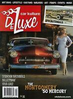 Car Kulture Deluxe Magazine April 2020