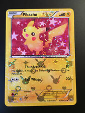 Carte Pokemon PIKACHU RC7/RC25 Holo Legendary Collection Anglais
