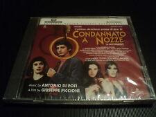 """CD NEUF BOF """"CONDANNATO A NOZZE"""" Antonio DI POFI"""