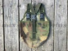 BRITISH ARMY ENTRENCHING TOOL COVER DPM - PLCE Webbing Pouch Shovel Sheath Case