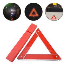 Car Emergency Warning Breakdown Reflective Triangle Frame Safe Hazard Travel Kit