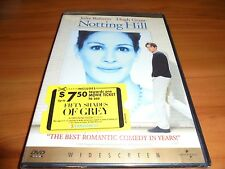 Notting Hill (DVD, 1999, Widescreen Collector's Edition) NEW  Julia Roberts