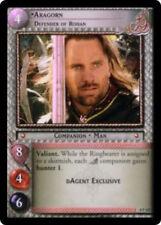LOTR TCG 0P127 Aragorn Defender of Rohan Foil GEM MINT unplayed. PROMO!!!!!!