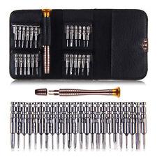25 Pcs Small Mini Precision Screwdriver Set Electronic Repair Tool