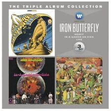 Iron Butterfly - Triple Album Collection [New CD] Germany - Import