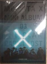 MONSTA X - The CLAN 2.5 Part.1 FOUND Ver Sealed CD 1 Photo cards
