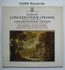 STU 71424 - BACH - Concertos For 4 Pianos / 3 Pianos - Excellent Con LP Record