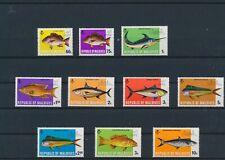 LN31508 Maldives fish shell coral sealife fine lot MNH