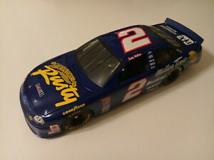 REVELL 1998 RUSTY WALLACE #2 FORD TAURUS ADVENTURES OF RUSTY NASCAR 1:18