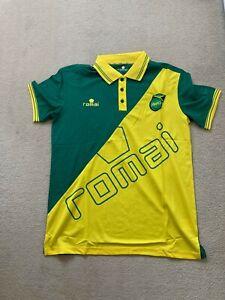 Jamaica International  Football Polo Shirt -BNWT-Medium